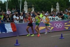 2012m. Londono olimpinės žaidynės Marius Žiūkas