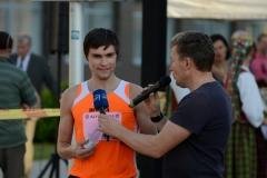 Lietuvos čempiono interviu